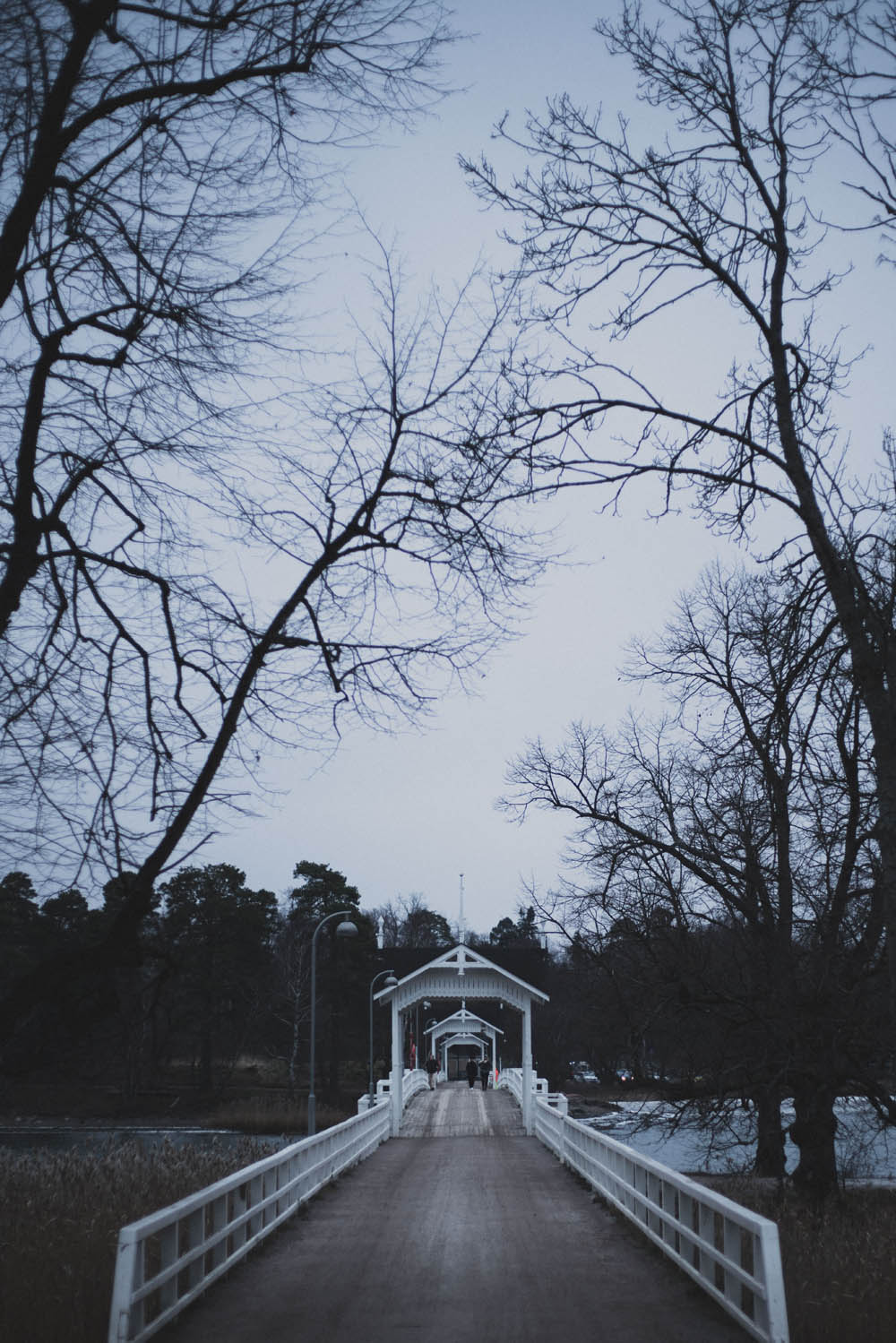 Brücke nach Seurasaari